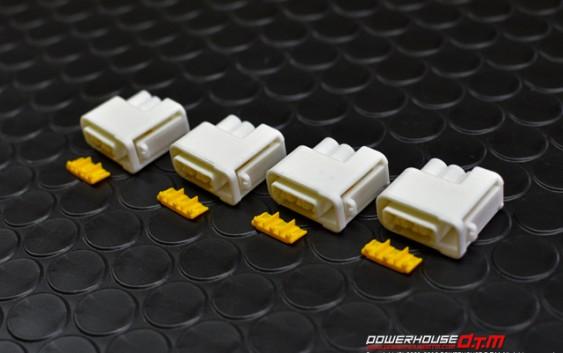 イグニッションコイルコネクター(4個SET)