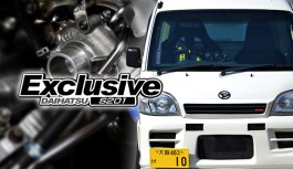 Exclusive HIJET S201