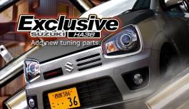Exclusive ALTO HA36