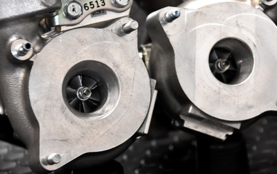 S660(JW5)/N-ONE(JG1) GTサクション対応 タービンポート加工