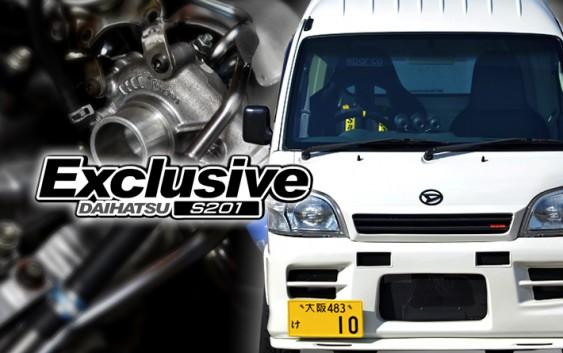 Exclusive HIJET S201